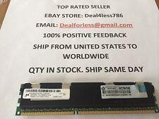 500658-B21/501534-001/500203-061-4GB (1x4GB) 2Rx4 PC3-10600R-9 DDR3 MODULE