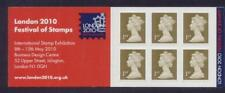 GB 2010 LONDON 2010 FESTIVAL OF STAMPS BOOKLET