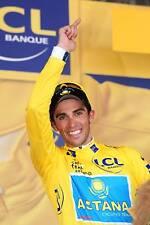 ALBERTO CONTADOR TOUR DE FRANCE 2010 CHAMPION POSTER