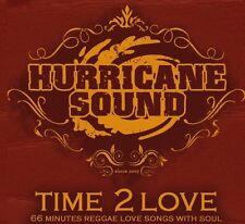 HURRICANE SOUND TIME 2 LOVE REGGAE LOVERS ROCK MIX CD