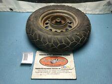 Ruota cerchio pneumatico posteriore MBK Booster 50 1 serie