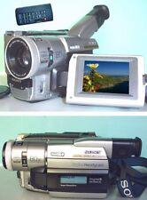 Sony DCR-TRV210E PAL Digital 8 ,Hi8, Video8  Camcorder +1 Jahr Gewährleistung