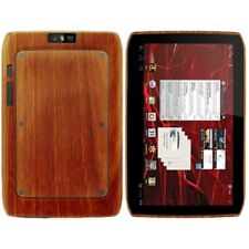 Skinomi Light Wood Skin+Screen Protector Cover for Motorola XOOM 2 Media Edition