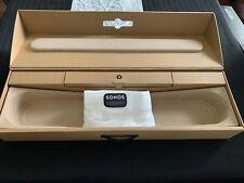 New listing Sonos Beam Wireless Soundbar Speaker - Black (Beam1Us1Blk) Empty Box