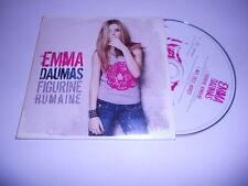 Emma Daumas / figurine humaine  - cd single