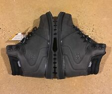DC Peary Boots Size 7.5 Men's Water Resistant Hiking Trail Boots BMX MOTO Skate