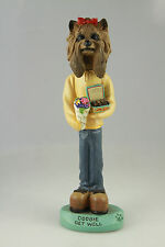 Get Well Yorkshire Terrier Interchangable Body See Breed & Bodies @ Ebay Store