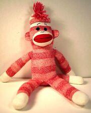 "CIRCO Sock Red Spider Monkey 20"" Stuff Plush Zoo Monkey"
