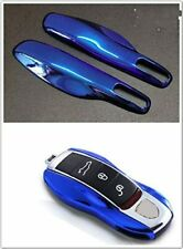 NEW TPU Smart Remote Key Fob Cover Case For Porsche Cayenne Panamera Macan 911