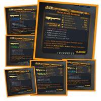 Borderlands 3 | Backburner | ALL Elements | LVL 57 | Modded | XBOX / PS4
