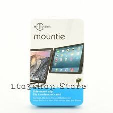Ten One Design Mounite Computer Tablet Phone Mount for iPad iPhone (Green) NEW