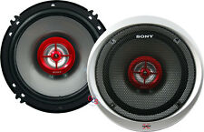 Sony XS-GF1622X XPLOD 2Way 2 Speakers 190W Car Audio Brand New SEALED!!