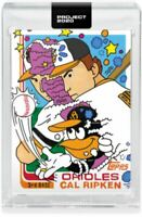 Topps PROJECT 2020 Card #220 - 1982 Cal Ripken Jr. by Ermsy Baltimore Orioles