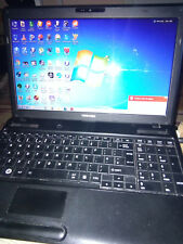Laptop Toshiba Satellite C660D ,6 GB Ram, 2 Ghz Dual Cpu , 4 GB Ati Radeon video