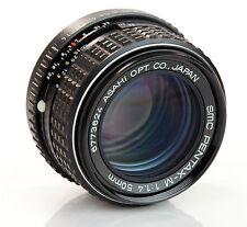 Standard Lens for Pentax Cameras