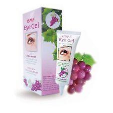 Isme Eye Gel Cream Grape Extract Reduce Dark Circles Puffy Eyes Anti-Wrinkle 10g