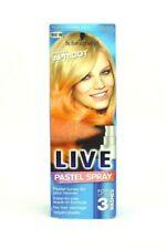 Schwarzkopf Live Pastel Spray Apricot Haarspray Pastellfarben Level 1