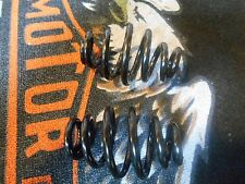 """Solo Seat Springs 5"""" Black Plated For Motorcycle Custom and Bobbers"""