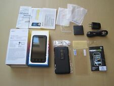 HTC EVO 3D - 1GB - Black (Sprint) Smartphone, excellent