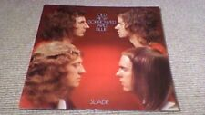 SLADE OLD NEW BORROWED AND BLUE POLYDOR 1st UK G/F LP 1974 A2/B1 GLAM ROCK