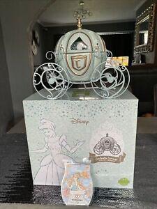 Scentsy Disney Cinderella Carriage. Limited Edition. Brand New In Original Box.