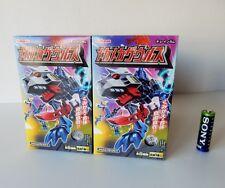 Transformers KABAYA MECHA-SAURUS DINOSAUR ROBOTS MISB SET of 8 Model Kits Japan!
