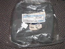 NEW OE Saab 9-3 93 HEAD REST RESTRAINT COVER Grey 12790558 2003 - 2007