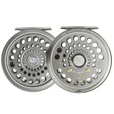"NEW HARDY DUCHESS 4"" FLY REEL FOR #9-11 WT OR SPEY ROD MADE IN UK FREE $100 LINE"