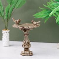 1:12 Bird Pool Miniaturen Puppenhaus Möbel DIY Home Decor