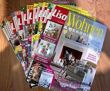Lisa Wohnen und Dekorieren 18 Hefte