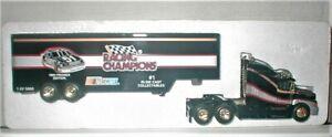 1993 Racing Champions 1/64 Nascar Transporter Truck Ltd. Ed. Bank, Rare NIB