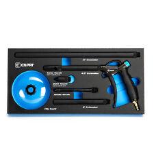 Capri Tools Windstorm Ex High Performance Air Blow Gun, Master Set + Accessories