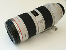 Canon EF 70-200mm F/2.8 L IS USM Lens Very Good Condition