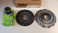 CLUTCH KIT 3 PART 240mm CSC FITS VOLVO C70 I S60 I S80 I V70 XC70 VALEO 834451
