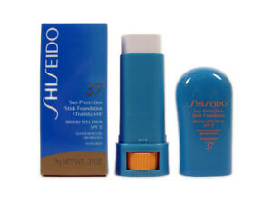 Shiseido Sun Protection Stick  SPF 37 (9g / 0.31OZ) Translucent