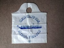 Save The Medway Queen Carrier Bag