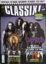 CLASSIX 44 2015 Deep Purple Pat Travers Survivor Damned Tommy Bolin Coverdale