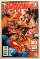 DC | SUPERMAN: WAR OF THE SUPERMEN | NR 1 OF 4 - (2010) | Z 1 - VF