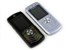 "Desbloqueado MOTOROLA SLVR L7 Mobile teléfono Bluetooth GSM 1.9"" Original"