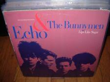 "ECHO & BUNNYMEN lips like sugar ( rock ) 12"""