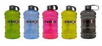 Trinkflasche 2,2 Liter Wasserflasche BORN TO TRAINHARD Gallon Fitness Gallone