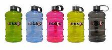 Trinkflasche 2,2 Liter_Wasserflasche_BORN TO TRAINHARD_Gallon_Fitness_Gallone