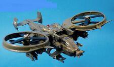 AT-99 Scorpion Gunship Avatar Spacecraft Wood Model Regular New