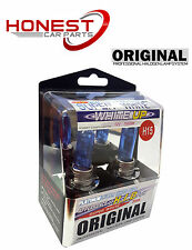 12V 15/55W Super Blanco H15 Halógeno Coche Headlight Bulbs H15 3950K Reino Unido basado