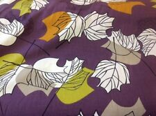 Sanderson Flowers & Plants Craft Fabrics