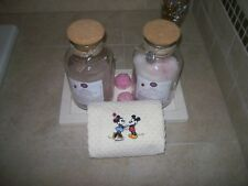 Kitchen Towel with Mickey and Minnie Mouse