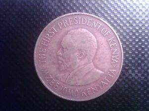 KENYA   10   CENTS   1971   SEP19