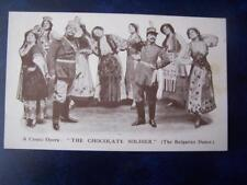 The Chocolate Soldier - Music Hall Theatrical History Radio Film