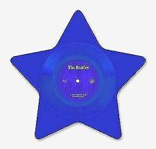 "The Beatles - Love Me Do / P.S. I Love You on Blue Star Shaped 7"" Vinyl"