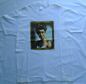"NEW-DAVID LYNCH TWIN PEAKS VINTAGE ORIGINAL ""LAURA PALMER PROM QUEEN"" XL T-SHIRT"